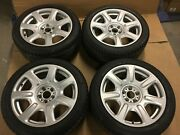 Oem 2010-2015 Rolls Royce Ghost Set 4ps 9.5j 8.5j 20 8.5jx20 Wheel Rim Run Flat