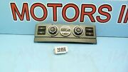 07 08 09 Land Rover Range Rover Ac Heater Climate Temperature Control Oem