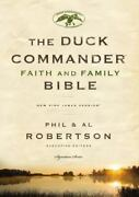 Nkjv Duck Commander Faith And Family Bible Hardcover Holy Bible New King J..