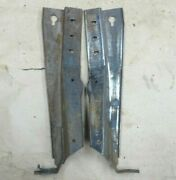 1946 1947 1948 Ford Radiator Core Support Brackets Original Pair Coupe Sedan And03942