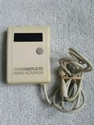 The Complete Hand Scanner Mouse Pd-1449 Ibm Pc/xt/at Japan Vintage Collectible