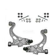 4pc Suspension Kit Lower Control Arms W/ Ball Joints And Sway Bar End Links
