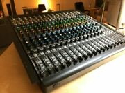 Mackie 1604vlz4 16-ch 4-bus Compact Analog Recording Mixer W/onyx Preamps Mint
