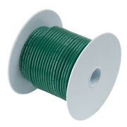 Ancor Green 8 Awg Tinned Copper Wire 500and039 111350