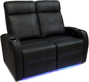 Valencia Syracuse Home Theater Seating | Premium Top Grain Nappa 9000 Leather P