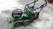 Billy Goat Leaf And Lawn Vacuum Briggs Motor Landscaping Gardening