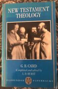 New Testament Theology By G. B. Caird 1995, Uk-trade Paperback