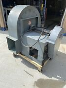 Dayton 3c540 Blower Duct 26 1/8 Andldquo With Motor Freight Industrial Blower