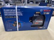 Bosch Gll3-300 360 Degree Three-plane Leveling And Alignment Line Laser - Sealed