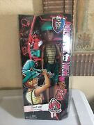 Monster High Clawd Wolf 2014 Scarnival Damaged Box