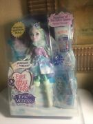 Ever After High Epic Winter Crystal Winter Doll Damaged Package