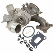 For Ford Explorer And Edge 2.0 Ecoboost Turbo Kit With Turbocharger Gaskets Gap