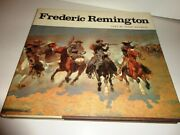 Frederic Remington Text By Hassrick 1973 94 Plates 60 Full Color Inscribed