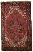 Handmade Vintage Oriental Rug 8.1and039 X 11.8and039 248cm X 360cm 1950s - 1c697