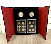 2005 Us Mint 13-coin American Legacy Collection Proof Set With 2 Comm. Silver 1