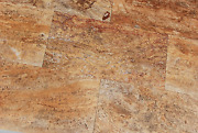 Scabos Travertine Vein Cut 12x24 Filled And Polished Tiles - Premium Quality Lo