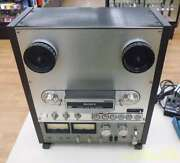 Vintage Sony Tc-r7-2 Reel-to-reel Tape Recorders Secloff Series Rare
