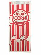 Carnival King Ckpcb Popcorn Bags, 1000 Count Pack Of 1 1000 Count Pack Of 1