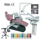 Dental Computer Controlled Unit Chair Approved B2 Model Hard Leather Chair