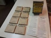 Nos Ramsey 8105 Piston Ring Set 8 Cylinder Mopar Chevy Ford .020 Overbore