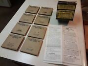 Nos Ramsey 8059 Piston Ring Set 8 Cylinder Mopar Chevy Ford .020 Overbore