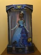 Disney Limited Edition Doll Tiana Princess And The Frog - New In Box