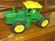 John Deere 7520 4 Whl Drive Toy Farm Tractor Original With Air Cleaner 1/16th