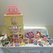 ❤fisher Price Loving Family Grand Mansion Doll House Suv People Accessories Lot