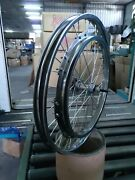 Rear 24 Or 26 Wheel Assembly Without Tire Fits Whizzer Cruzzer Motorbikes