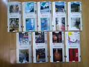 1988 Japan Sigtseeing Memorial Empty Cigarette Soft Pack -84 Mm-110 Different