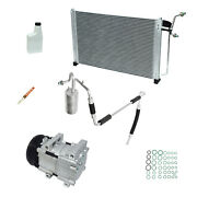 New A/c Compressor And Component Kit For Taurus Continental Sable