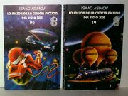 Isaac Asimov Best Science Fiction Of The 19th Century Spanish Language Edition