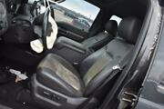 2011-2016 Ford F250 F350 Lariat Oem Charcoal Leather Seats Center Console Crew