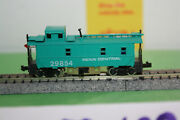 Atlas Penn Central Caboose 29854 N Scale- Tested-electronic