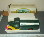 The First Hess Truck Hess Truck 1982-new In Box