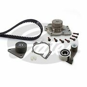 Genuine Gates Timing Belt And Water Pump Kit For Volvo V70 T-5 2.3 11/96-12/00