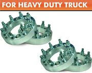 4 Pcs Wheel Adapters 8x170 To 8x170 ¦ Ford F250 F350 Excursion Spacers 2