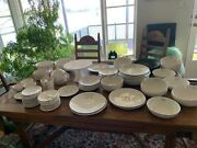 Rae Dunn Pottery 71 Piece Collection Now Discounted
