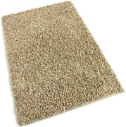 12and039x30and039 Sedona Beige Frieze Shag Indoor Area Rug Carpet. Soft And Plush 32 Oz 3/