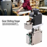 X Sliding Stage Automatic Roller Guide Type Sliding Table With Drive Motor New