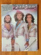 Bee Gees The Authorised Biography Gibb Brothers Talk To David Leaf 1979 Rare