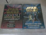 Topps Star Wars Episode 1 Widevision Trading Card Collector's Sealed Boxes