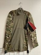 Nwt Massif Army Combat Shirt Multicam Fr Wacs Size Small New