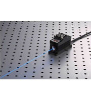 405nm 600mw Laser Dot Module Industrial Lab With Tec Cooling Analog Or Ttl