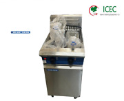 Blue Seal E44 Twin Tank Twin Basket Fryer Electric 3 Phase / Has Been Service...
