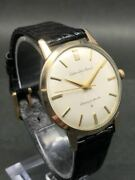 Seiko Lord Marvel J14039 Vintage Rare 14kgf Manual Winding Mens Watch Auth Works