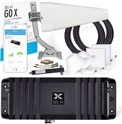 Cel-fi Go X   The Only 100 Db Single-carrier Cell Phone Signal Booster For Homes