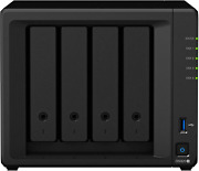 Synology Diskstation Ds920+ Nas Server For Business With Celeron Cpu 8gb Ddr4 M
