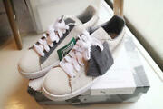 50th Anniversary Limited Model Suede Classic Menand039s Shoes Color White Us7