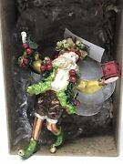 Kris Kringle Forest Fairy Mark Roberts With Box And Tag